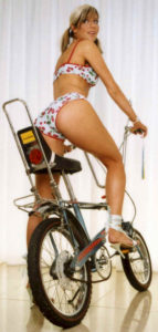 The Raleigh Chopper MK2