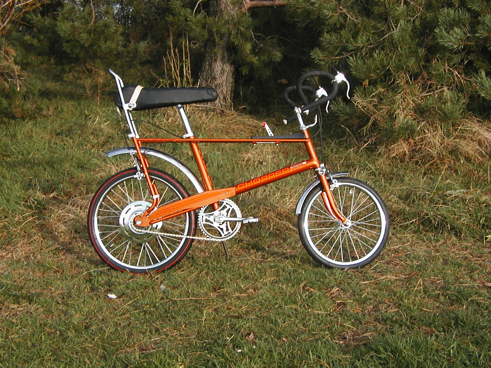 The Icon Raleigh Chopper Bicycle - ShopinmkShopinmk